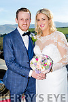 Eleanor O'Riordan and Conor Coffey were married at St. Brendan's Church Ardfert by Fr. Condon on Saturday 25th March 2017 with a reception at Ballyroe Heights Hotel