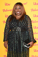 LONDON, UK. October 16, 2018: Chizzy Akudolu arriving for the &quot;ITV Palooza!&quot; at the Royal Festival Hall, London.<br /> Picture: Steve Vas/Featureflash