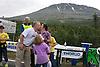 race number 266 - Gayle Galletta - Norseman 2012 - Photo by Justin Mckie Justinmckie@hotmail.com