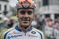Kenny De Ketele (BEL/Sport Vlaanderen Baloise) pre race. <br /> <br /> 11th Heistse Pijl 2018<br /> Turnhout > Heist-op-den Berg 194km (BEL)