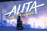 "Rosa Salazar<br /> arriving for the ""ALITA: BATTLE ANGEL"" world premiere at the Odeon Luxe cinema, Leicester Square, London<br /> <br /> ©Ash Knotek  D3475  31/01/2019"