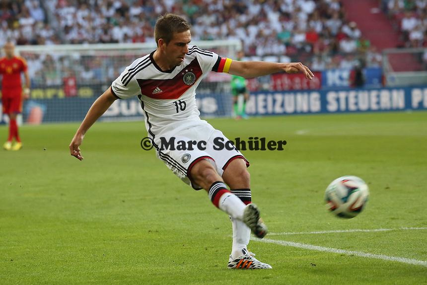 Philipp Lahm (D) - Deutschland vs. Armenien in Mainz