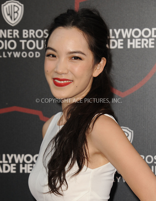 WWW.ACEPIXS.COM<br /> <br /> July 14 2015, Los Angeles Ca<br /> <br /> Jessika Van arriving at the Warner Bros. Studio Tour Hollywood Expansion Official Unveiling on July 14 2015 in Los Angeles California.<br /> <br /> Please byline: Peter West/ACE Pictures<br /> <br /> ACE Pictures, Inc.<br /> www.acepixs.com<br /> Email: info@acepixs.com<br /> Tel: 646 769 0430