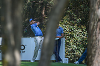 Sergio Garcia (ESP) watches his tee shot on 16 during the preview of the World Golf Championships, Mexico, Club De Golf Chapultepec, Mexico City, Mexico. 2/28/2018.<br /> Picture: Golffile | Ken Murray<br /> <br /> <br /> All photo usage must carry mandatory copyright credit (&copy; Golffile | Ken Murray)