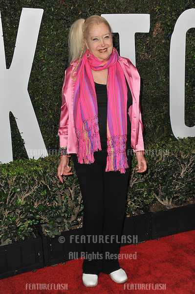 Sally Kirkland at the Los Angeles premiere of &quot;Mandela: Long Walk to Freedom&quot; at the Cinerama Dome, Hollywood.<br /> November 11, 2013  Los Angeles, CA<br /> Picture: Paul Smith / Featureflash