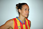 Catalunya vs Montenegro.<br /> Media Day.<br /> Nuria Martinez.