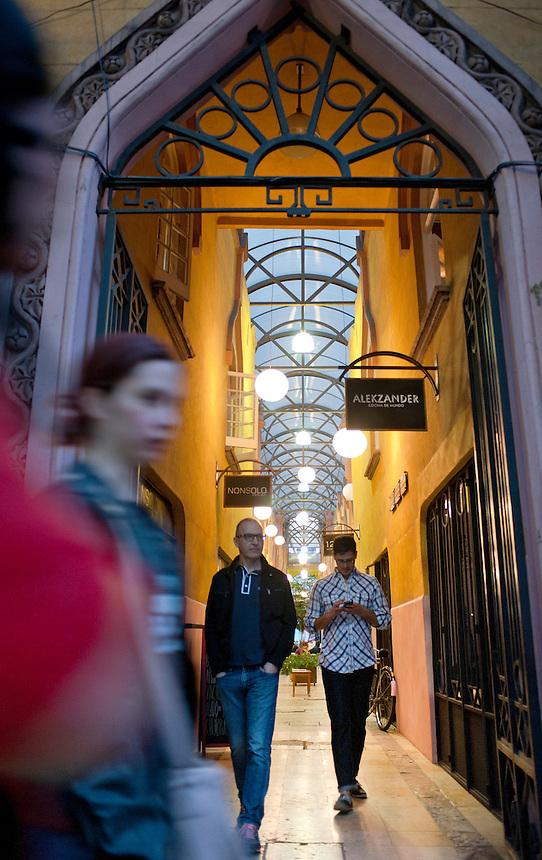 Colonia Roma, Mexico DF.