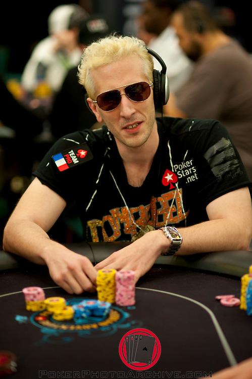 """Team Pokerstars Pro Bertrand """"ElkY"""" Grospellier"""