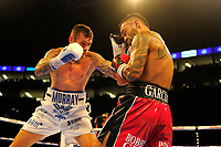 Martin Murray (white shorts) defeats Roberto Garcia during a Boxing Show at the The O2 Arena on 23rd June 2018
