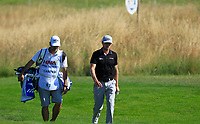 Laurie Canter (ENG) on the 6th during Round 1 of the HNA Open De France at Le Golf National in Saint-Quentin-En-Yvelines, Paris, France on Thursday 28th June 2018.<br /> Picture:  Thos Caffrey | Golffile