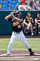 Tyler Grimes (12) April 10th, 2010; Southern Illinois vs Wichita State University at Eck Stadium in Wichita, Ks. Photo by: William Purnell/Four Seam Images