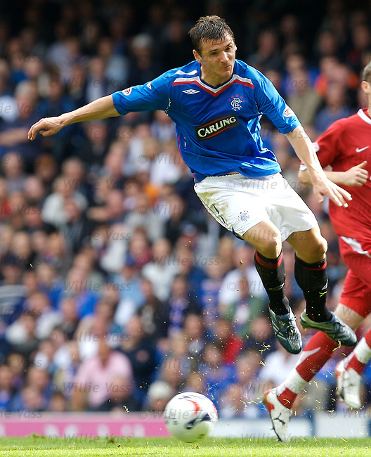 Lee McCulloch, Rangers