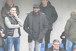 In der Bildmitte mit Muetze Hoffenheims Kasim Adams Nuhu (Nr.15)  beim Spiel in der Fussball Bundesliga, TSG 1899 Hoffenheim - Fortuna Duesseldorf.<br /> <br /> Foto © PIX-Sportfotos *** Foto ist honorarpflichtig! *** Auf Anfrage in hoeherer Qualitaet/Aufloesung. Belegexemplar erbeten. Veroeffentlichung ausschliesslich fuer journalistisch-publizistische Zwecke. For editorial use only. DFL regulations prohibit any use of photographs as image sequences and/or quasi-video.