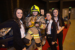 Skills Active Cymru<br /> Students Emily Joel, Tegan Hughes, Cerys McGuire &amp; Chloe Simpson from Coedae School in Llanelli.<br /> Cardiff International Arena<br /> 23.10.14<br /> &copy;Steve Pope-FOTOWALES
