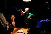 Nightwork, written by Monica Byrne, directed by Jay O'Berski, at Man Bites Dog Theater Friday, Jan. 28, Durham, N.C.