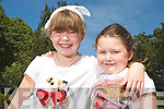 Aoife Hickey and Elaine Cronin pictured at the Bryan Carr Summer Stage School on Friday at Collis Sandes House.