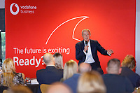 Pictured: Trevor Birch. Thursday 17 October 2019<br /> Re: Swansea City AFC, City Business Network event at the Liberty Stadium, Wales, UK.
