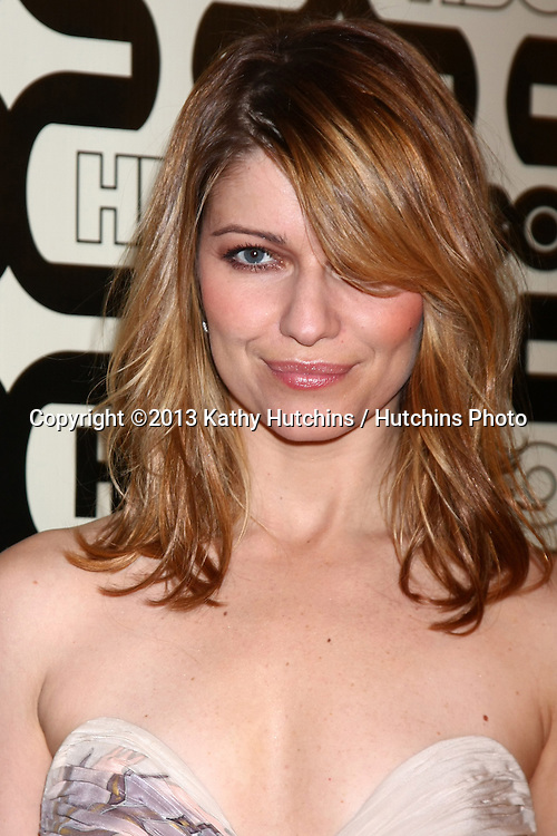 LOS ANGELES - JAN 13:  Ivana Milicevic arrives at the 2013 HBO Post Golden Globe Party at Beverly Hilton Hotel on January 13, 2013 in Beverly Hills, CA..