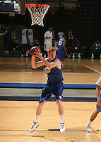 Russell Byrd handles the ball during the 2009 NBPA Top 100 Basketball Camp held Friday June 17- 20, 2009 in Charlottesville, VA. Photo/ Andrew Shurtleff