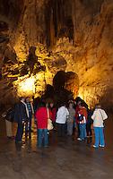 Europe-SLOVENIA-2-4-star. Former-Jugoslavia-Postojna-cave-Jama-grotto-Predjamski-Grad-castle