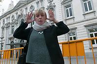2019 04 09 Jody Williams nobel paz_protesta process