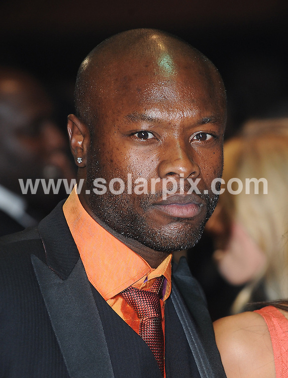 **ALL ROUND PICTURES FROM SOLARPIX.COM**                                             **WORLDWIDE SYNDICATION RIGHTS**                                                                                  The Ozwald Boateng show at London Fashion Week 2010, London, UK. 22 September 2010                                                                              This pic:  William Gallas                                                                                            JOB REF: 12181 TLP       DATE:  22_09_2010                                                          **MUST CREDIT SOLARPIX.COM OR DOUBLE FEE WILL BE CHARGED**                                                                      **MUST AGREE FEE BEFORE ONLINE USAGE**                               **CALL US ON: +34 952 811 768 or LOW RATE FROM UK 0844 617 7637**