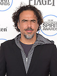 Alejandro Gonzalez Inarritu<br /> <br /> <br /> <br />  attends 2015 Film Independent Spirit Awards held at Santa Monica Beach in Santa Monica, California on February 21,2015                                                                               &copy; 2015Hollywood Press Agency
