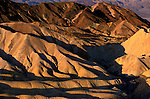 Amérique du Nord, Etats Unis, ouest, état de Californie, parc national de la Vallée de la Mort (Death Valley), Zabriskie Point//North America, United States of America, west, California State, Death Valley national park, Zabriskie Point