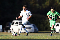 Advance, NC - October 29, 2016: The U.S. Soccer Development Academy 2016 U-13/U-14 Eastern Regional Showcase at BB&T Sports Park.