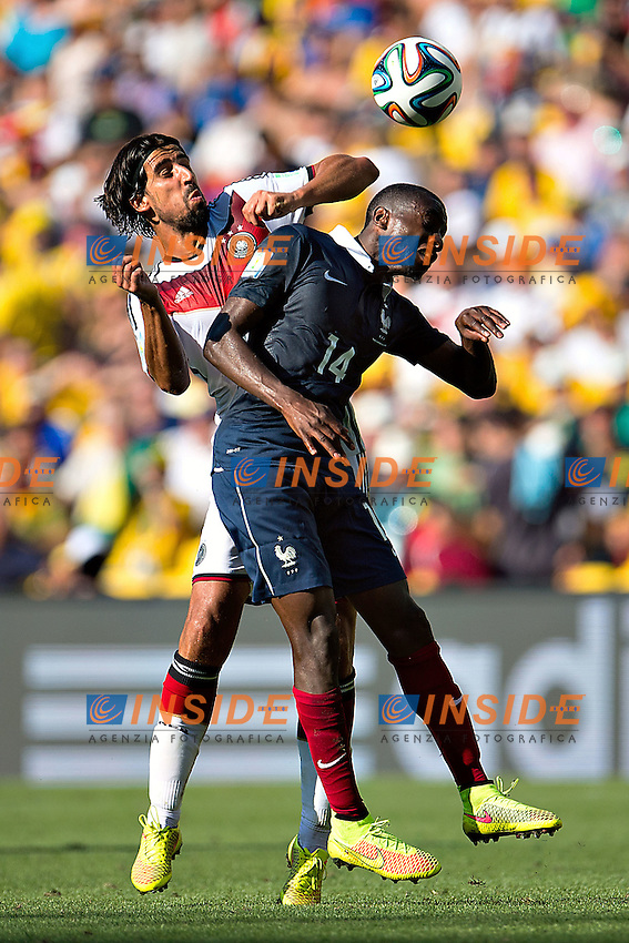 Sami Khedira of Germany and France Blaise Matuidi