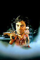 Taxi Driver (1976)<br /> Promotional art<br /> *Filmstill - Editorial Use Only*<br /> CAP/KFS<br /> Image supplied by Capital Pictures