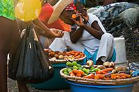 Port-au-Prince informal economy (Port-au-Prince, Haiti)