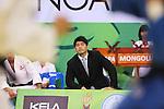 Kosei Inoue (JPN), .April 21, 2013 - Judo : .Asian Judo Championships 2013, Men's Team Competition Semifinal .at Bangkok Youth Centre, Bangkok, Thailand. .(Photo by Daiju Kitamura/AFLO SPORT) [1045]