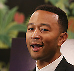 John Legend attends August Wilson's 'Jitney' Broadway opening night after party at Copacabana on January 19, 2017 in New York City.