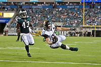 Jaguars vs Eagles-Preseason
