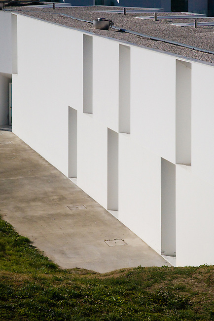 Residencia ancianos. Alcacer do Sal. Aires Mateus Architects