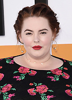 """WESTWOOD, CA - APRIL 17:  Tess Holliday at the world premiere of """"I Feel Pretty"""" at Westwood Village Theater on April 17, 2018 in Westwood, California. (Photo by Scott KirklandPictureGroup)"""