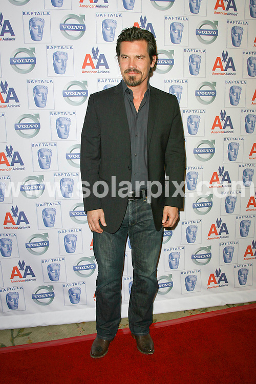**ALL ROUND PICTURES FROM SOLARPIX.COM**.**SYNDICATION RIGHTS FOR UK, AUSTRALIA, DENMARK, PORTUGAL, S. AFRICA, SPAIN & DUBAI (U.A.E) ONLY**.arrivals for the 2009 BAFTA/LA Awards Season Tea Party held at the Beverly Hills Hotel, Beverly Hills, California, USA. 10th January 2009..This pic: Josh Brolin..JOB REF: 8219 PHZ (Charlotte).DATE: 10_01_2009.**MUST CREDIT SOLARPIX.COM OR DOUBLE FEE WILL BE CHARGED* *UNDER NO CIRCUMSTANCES IS THIS IMAGE TO BE REPRODUCED FOR ANY ONLINE EDITION WITHOUT PRIOR PERMISSION*