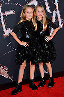 "LOS ANGELES, USA. October 30, 2019: Kk Heim & Sadie Heim at the US premiere of ""Doctor Sleep"" at the Regency Village Theatre.<br /> Picture: Paul Smith/Featureflash"