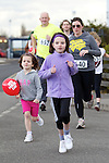 Pix: Shaun Flannery/shaunflanneryphotography.com...COPYRIGHT PICTURE>>SHAUN FLANNERY>01302-570814>>07778315553>>..19th March 2011...............Lakeside Village, Doncaster..Comic Relief Event..Fun run