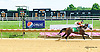 Empress Hatshepsut winning at Delaware Park on 7/25/15