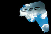 Entrance to the Merchant City, Glasgow