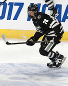Brian Pinho (PC - 26) - The Harvard University Crimson defeated the Providence College Friars 3-0 in their NCAA East regional semi-final on Friday, March 24, 2017, at Dunkin' Donuts Center in Providence, Rhode Island.