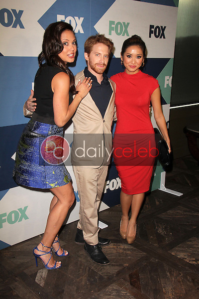 Vanessa Lachey, Seth Green, Brenda Song<br />