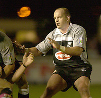 .27/01/2004 Harlequins v Natal Sharks....   [Mandatory Credit, Peter Spurier/ Intersport Images].