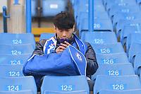 Chelsea Fan during Chelsea vs West Ham United, Premier League Football at Stamford Bridge on 30th November 2019