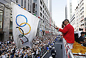 Yasuhiro Yamashita (JPN), OCTOBER 7, 2016 : Japanese medalists of Rio 2016 Olympic and Paralympic Games wave to spectators during a parade from Ginza to Nihonbashi, Tokyo, Japan. (Photo by AFLO SPORT)