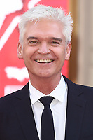 Phillip Schofield<br /> arrives for the The Prince&rsquo;s Trust Celebrate Success Awards 2017 at the Palladium Theatre, London.<br /> <br /> <br /> &copy;Ash Knotek  D3241  15/03/2017