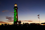 Pigeon Point Lighthouse, laser lighting