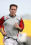 31 March 2007: Toronto's Richard Mulrooney.  The United Soccer League Division 1 Charleston Battery lost to Major League Soccer expansion team Toronto FC 3-0 in a preseason game at Blackbaud Stadium on Daniel Island in Charleston, SC, as part of the Carolina Challenge Cup.